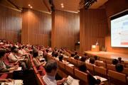 写真:府民講座の様子